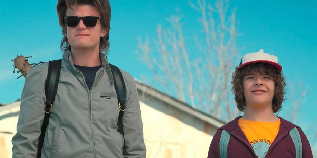 Stranger Things: criadores da série falam sobre amizade de Dustin e Steve