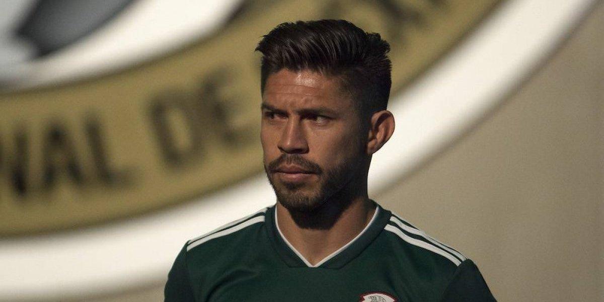 Oribe Peralta confía que México dé el salto de calidad en Rusia 2018