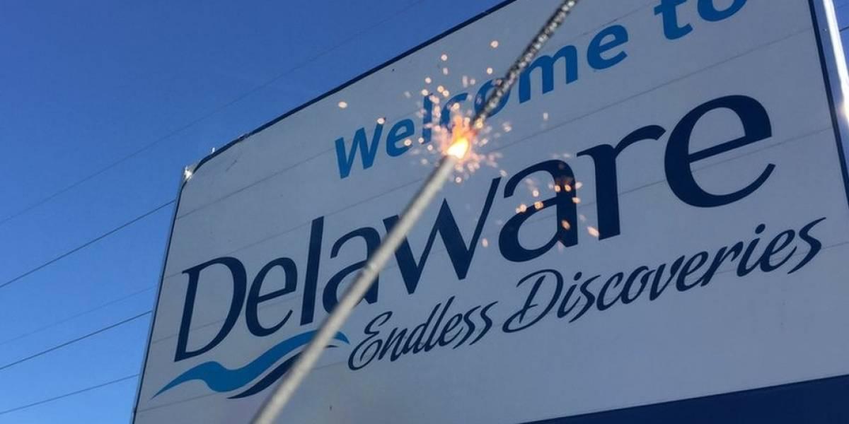 Delaware, el lugar de Estados Unidos donde cualquiera puede comprar un arma de fuego pero que prohíbe las luces de bengala