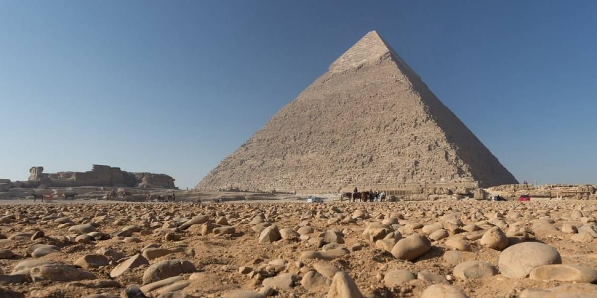 Nova cavidade misteriosa é descoberta dentro da Grande Pirâmide de Gizé