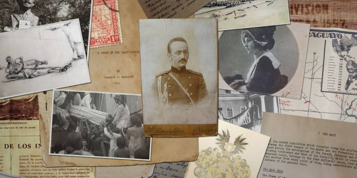 El general ruso que ayudó a Paraguay a ganar una guerra y se convirtió en héroe
