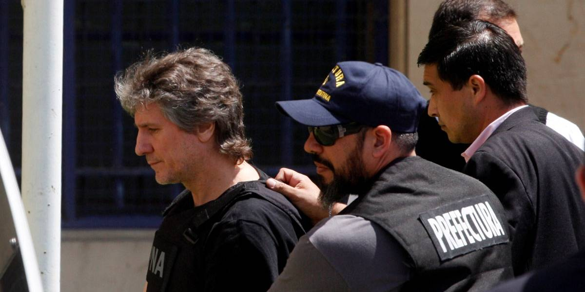 Ex-vice de Cristina é detido sob acusação de enriquecimento ilícito