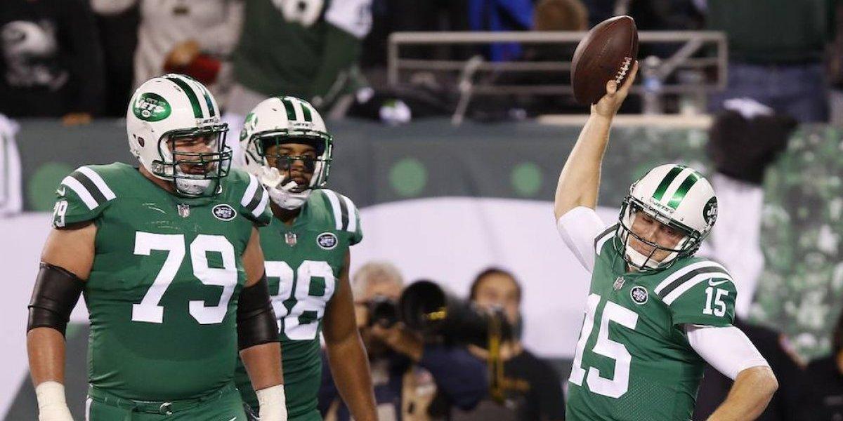 Jets vencen a los Bills en el inicio de la semana 9 de la NFL