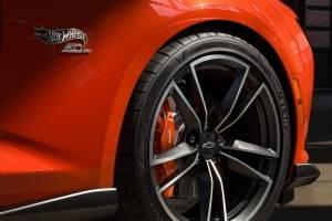 Camaro Hot Wheels Marca