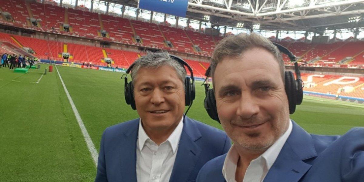 Otro más: Marcelo Pablo Barticciotto es desvinculado del Área Deportiva de TVN