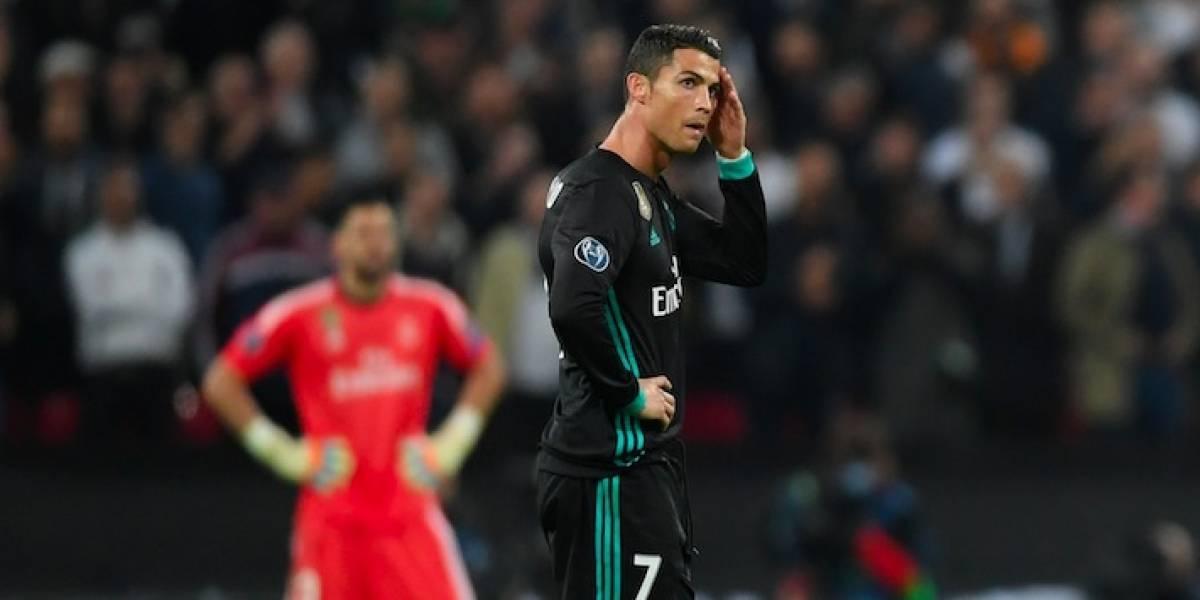 Cristiano Ronaldo estará con el Real Madrid hasta el 2021