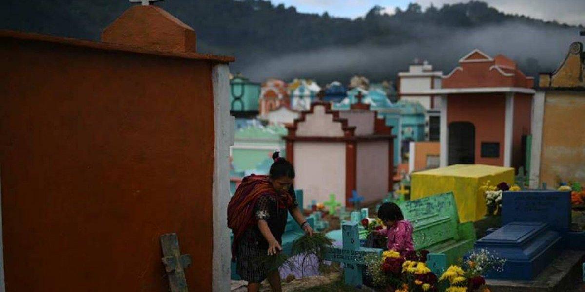 NatGeo destaca la belleza de cementerio de Guatemala con especial nominación mundial