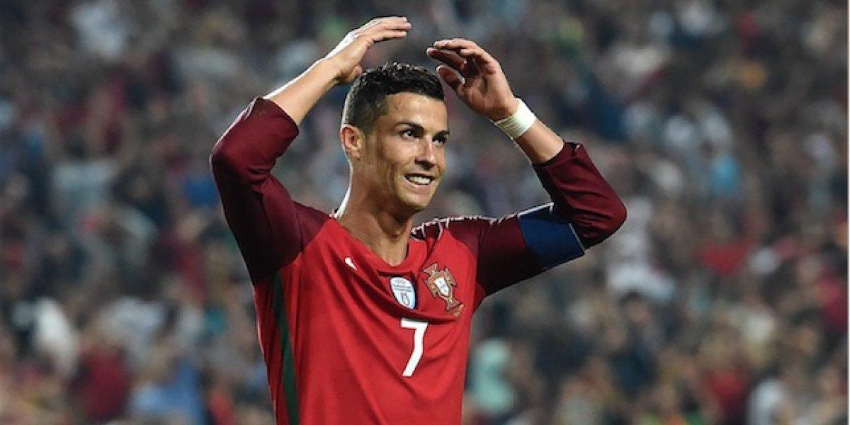 Cristiano Ronaldo gana premio pero queda fuera de convocatoria