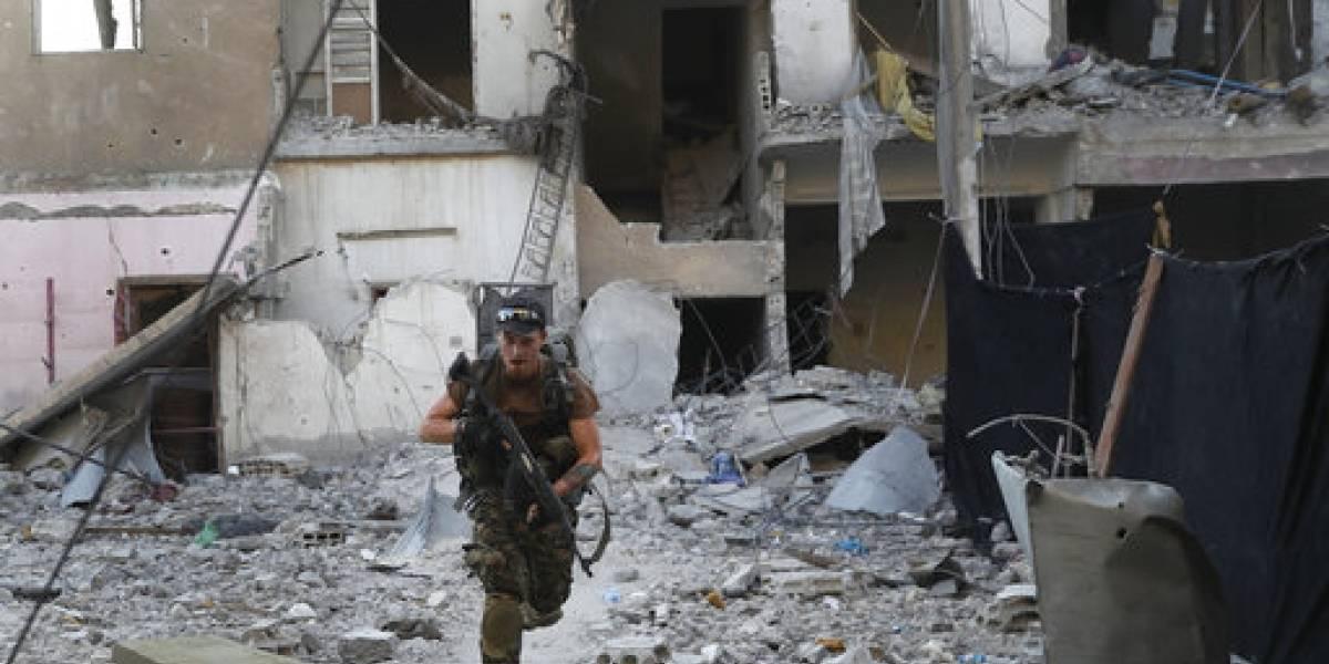 EE.UU. lanza ataques aéreos contra Estado Islámico