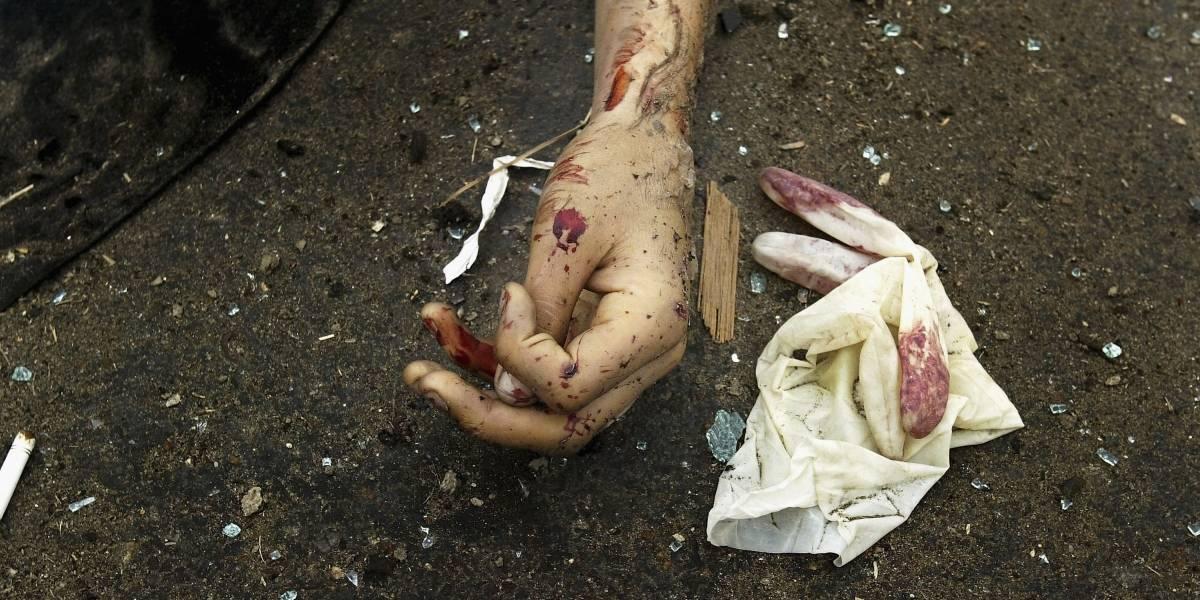 Mujer apareció muerta en el baño de una EPS