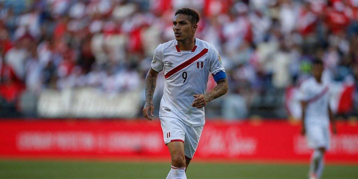 Paolo Guerrero habría dado dopaje positivo en partido Argentina - Perú