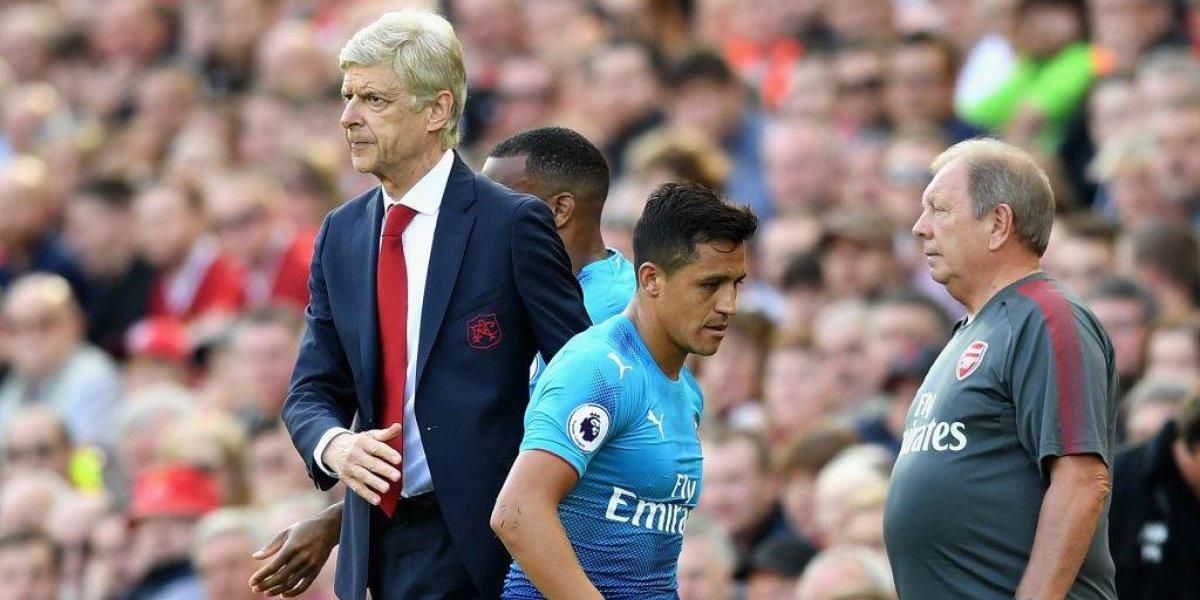 """Wenger aseguró que la salida de Sánchez le hizo bien al plantel: """"Ahora estamos más enfocados"""""""