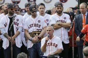 En duda asistencia de Astros con Trump