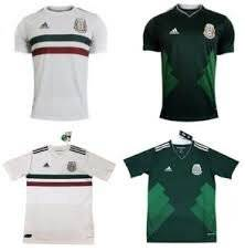 06c99f29b7409 Pieles de la Selección Mexicana de Futbol con el paso del tiempo ...