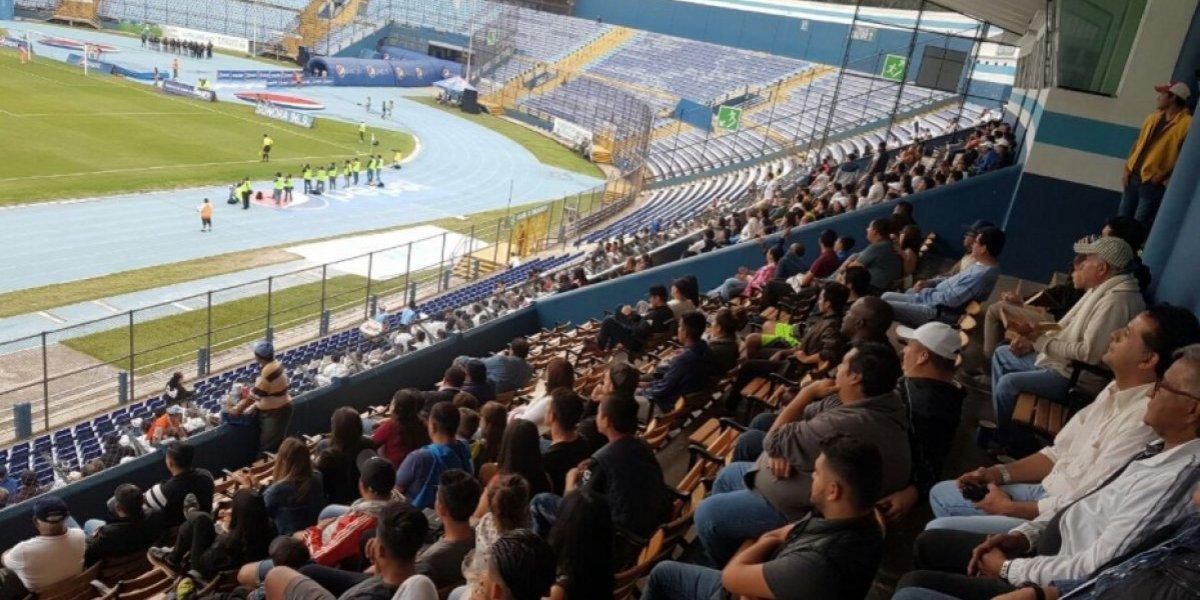 La Liga Nacional anuncia su forma de protesta por la suspensión de FIFA