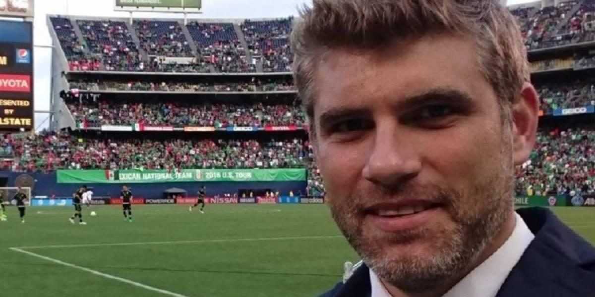 Marcelo Pablo Barticciotto es desvinculado del Área Deportiva de TVN — Otro más