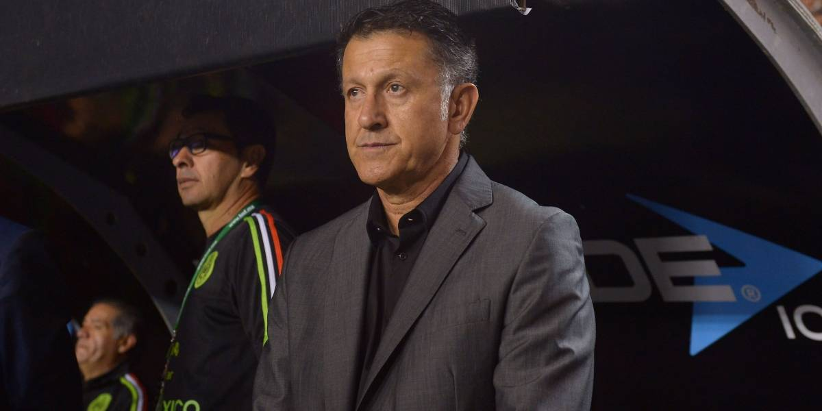 Femexfut tiene en mente renovar contrato a Juan Carlos Osorio