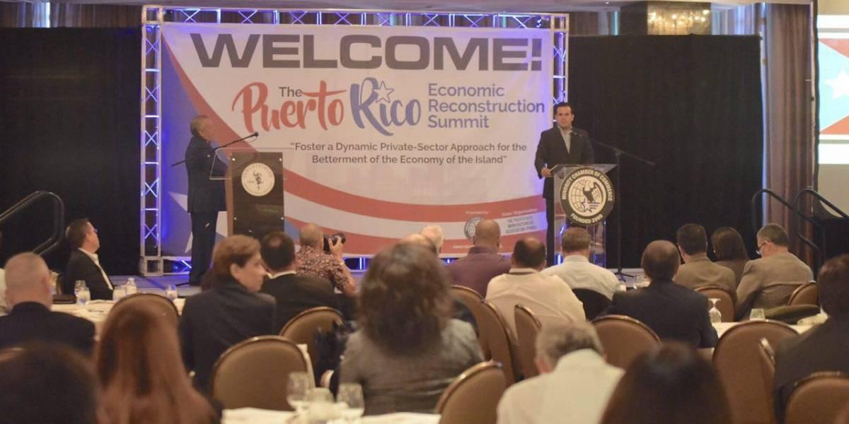 Gobernador pide al sector privado unirse en el reclamo ante el Congreso