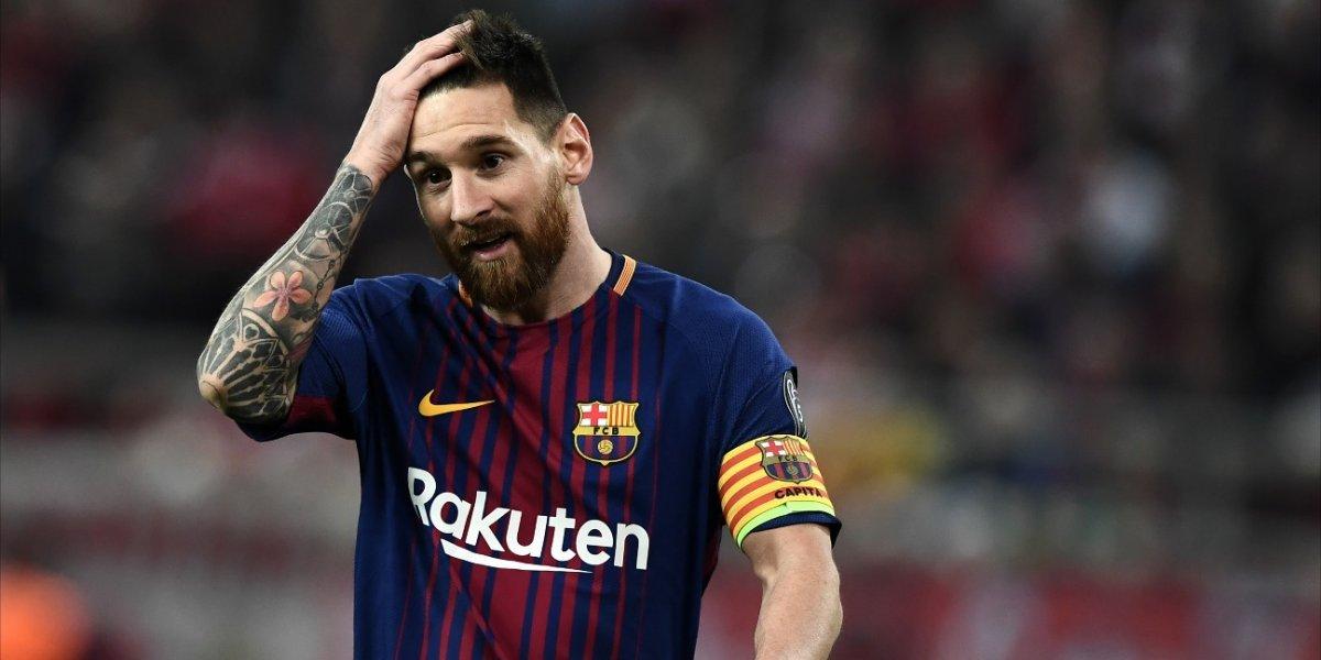 Lionel Messi se prepara para un gran festejo este sábado