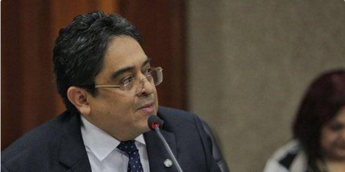 La CIDH le otorga medidas cautelares al procurador Jordán Rodas