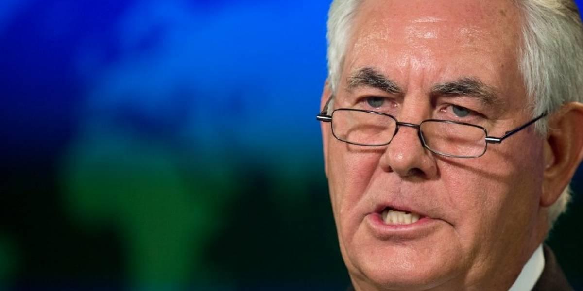 Centroamericanos ya no necesitan estatus de protección: Secretario de Estado de EE. UU.
