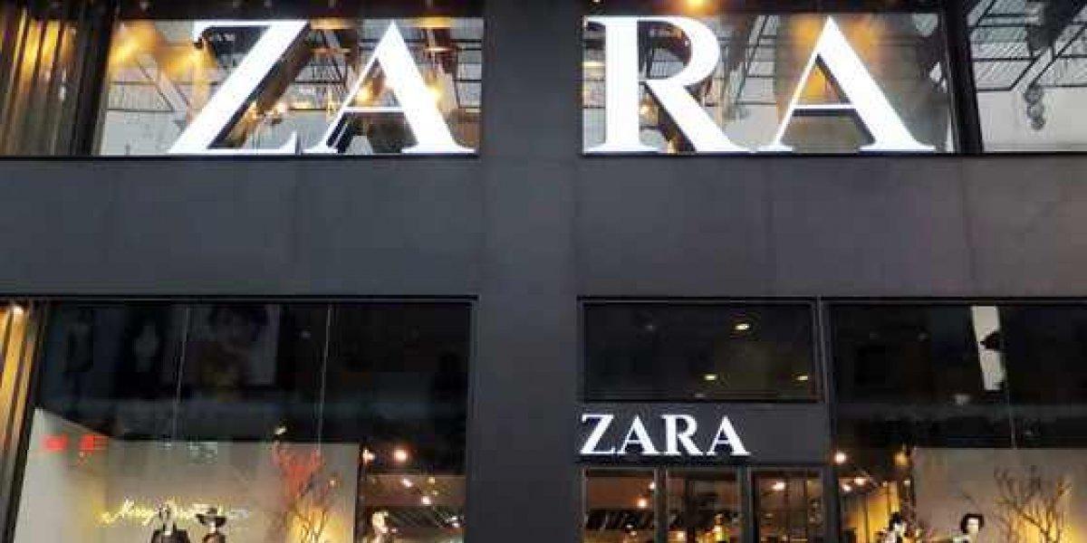 Empleados textiles marcan prendas de Zara para pedir ayuda