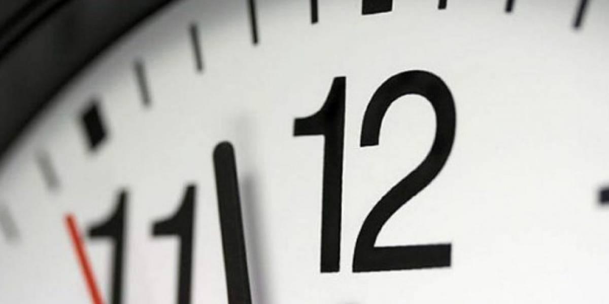EE.UU. atrasará sus relojes una hora el domingo