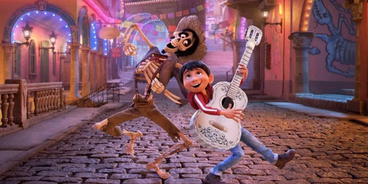 Coco, la película más taquillera en México esta semana