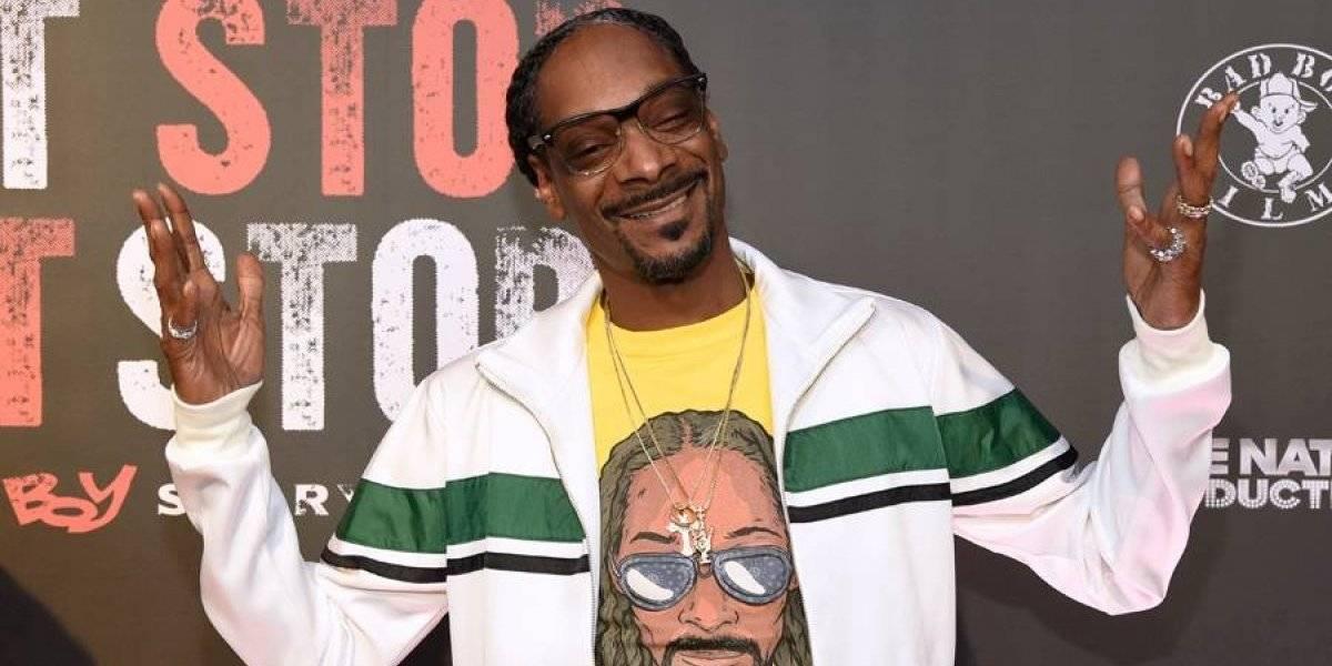 Foto de cadáver de Trump en portada de disco de Snoop Dogg desata polémica