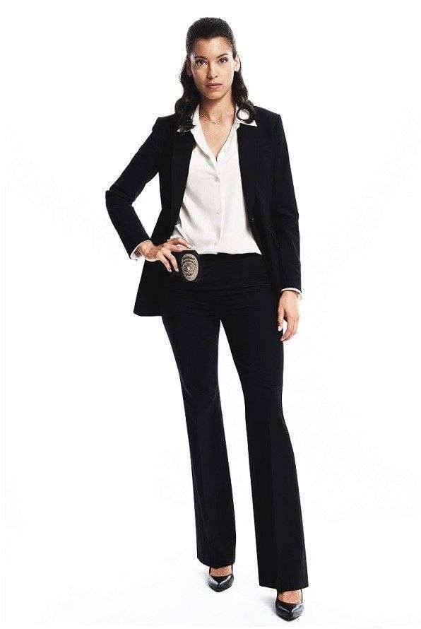 Stephanie Sigman es Jessica Cortez. Foto: Fox y MiddKid Productions