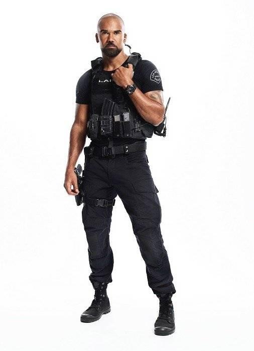 """Shemar Moore es el Sargento Daniel """"Hondo"""" Harrelson. Foto: Fox y MiddKid Productions"""