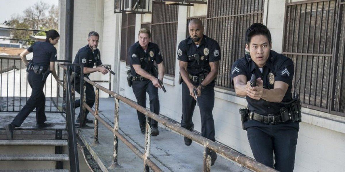 """""""S.W.A.T."""", una aventura policial en Los Ángeles"""