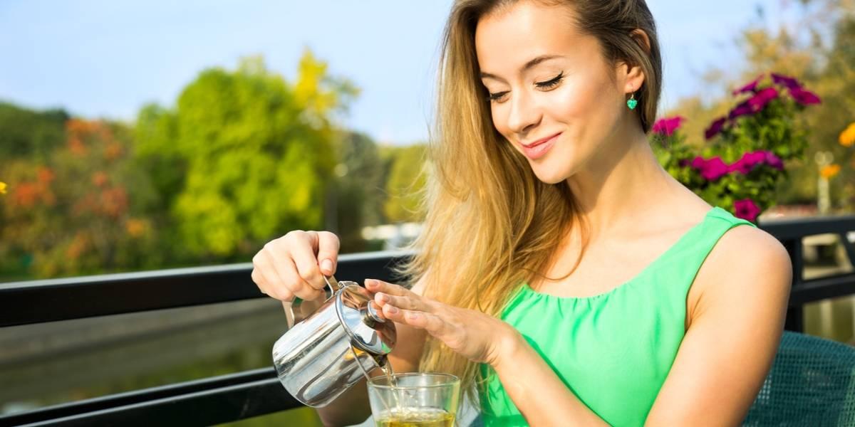 Acelera tu metabolismo y baja de peso con este delicioso té