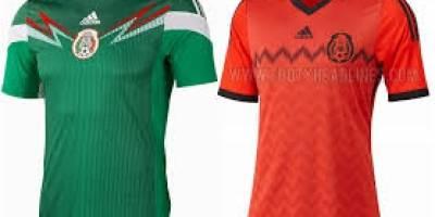 Playeras Tricolor