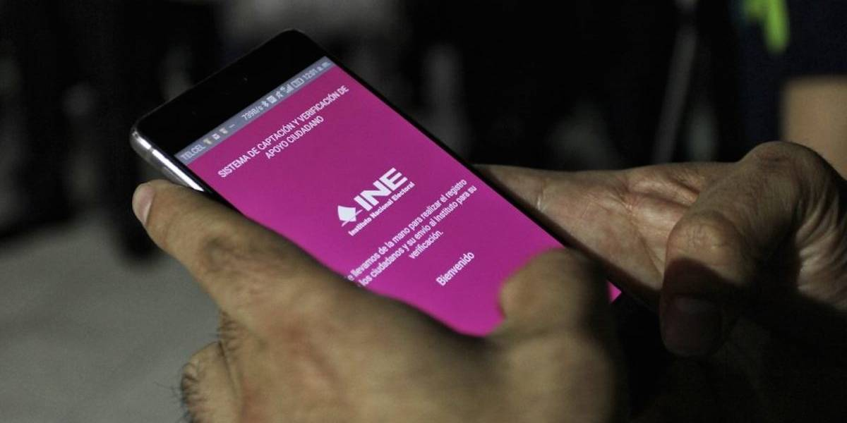 App no afecta registro de independientes: Tribunal Electoral