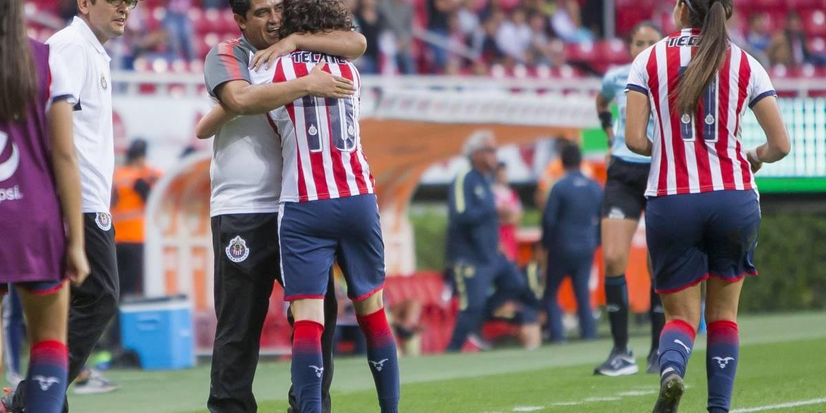 VIDEO: Así fue el gol olímpico de Chivas en el Clásico ante América