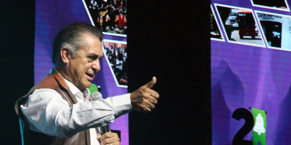 'El Bronco' podría entregar firmas de apoyo al INE en papel