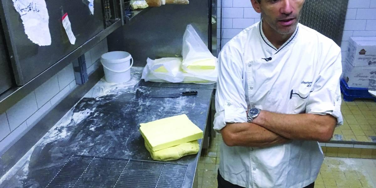 Francia, la tierra de los croissants, observa cómo desaparece la mantequilla