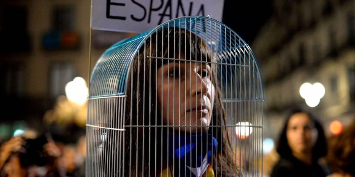 """""""La política ha fallado estrepitosamente"""" en la crisis por la independencia de Cataluña"""