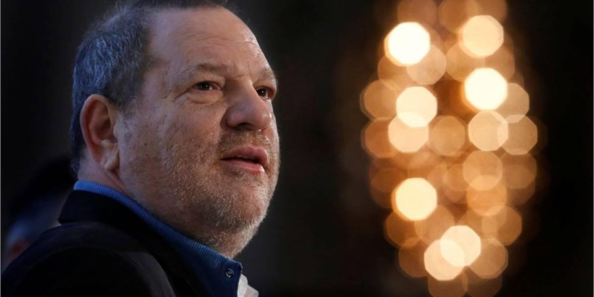 Policía de Nueva York dice que tiene un caso viable contra Harvey Weinstein, tras acusación de violación de una actriz de Hollywood