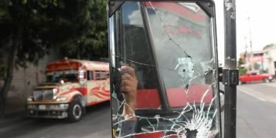 Ataque a bus extraurbano