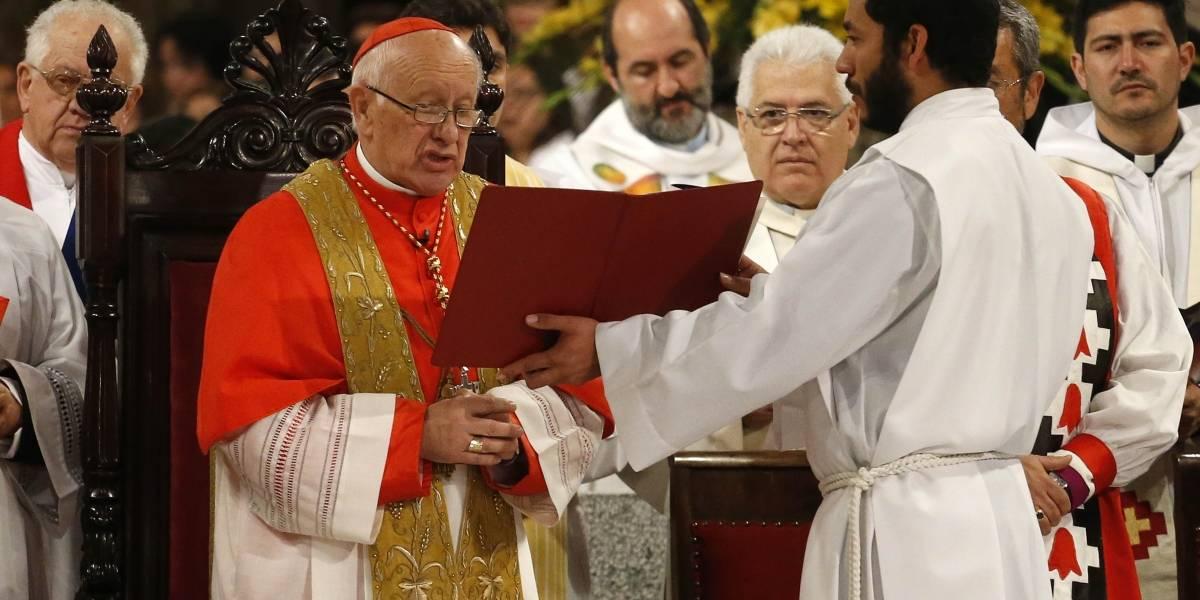 Arzobispo Ezzati presidió misa a santo español canonizado por milagro a chilena