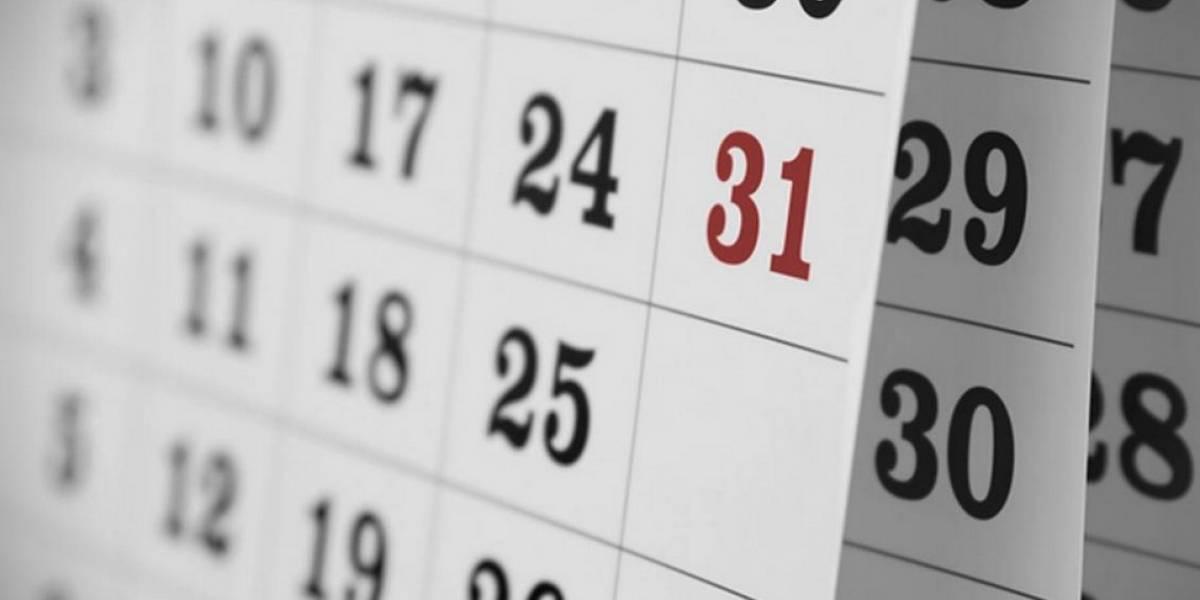 Estos son los feriados del 2021: ocho fines de semana largo en Chile