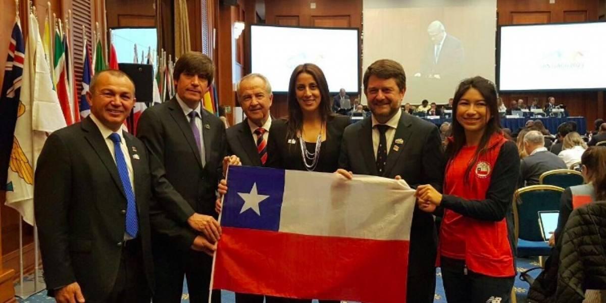 Santiago de Chile, sede de los Juegos Panamericanos 2023