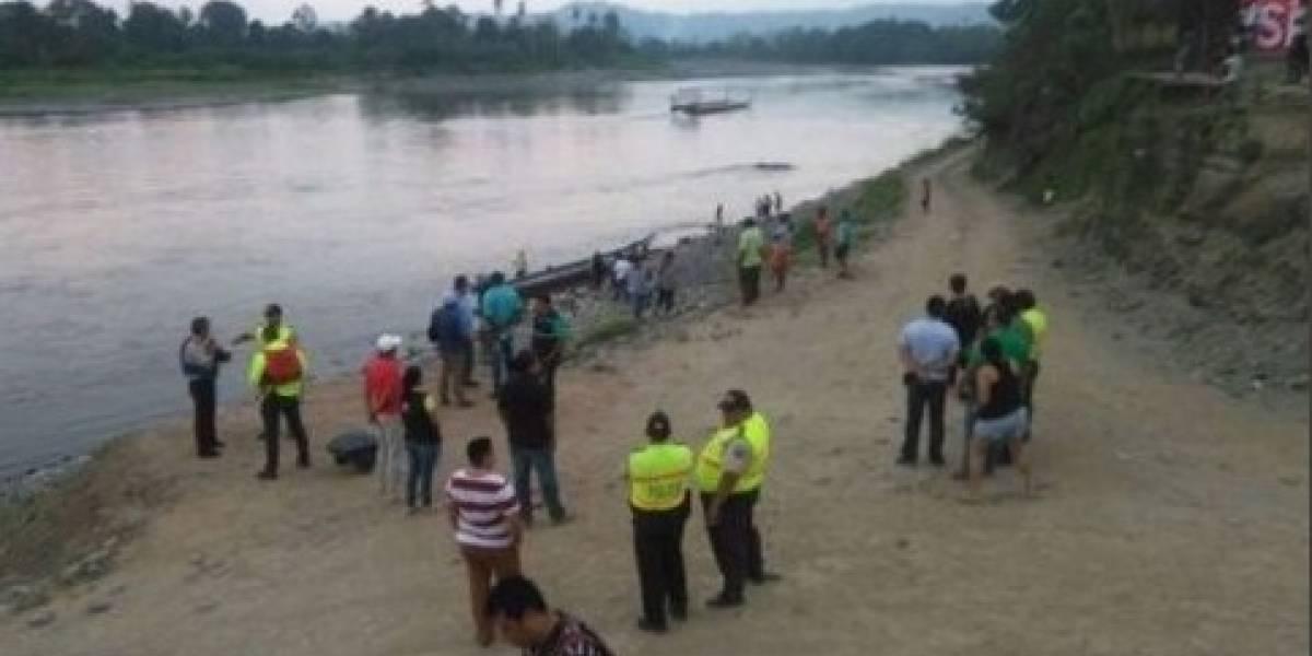 Encuentran los cuerpos de los tres policías desaparecidos en Esmeraldas
