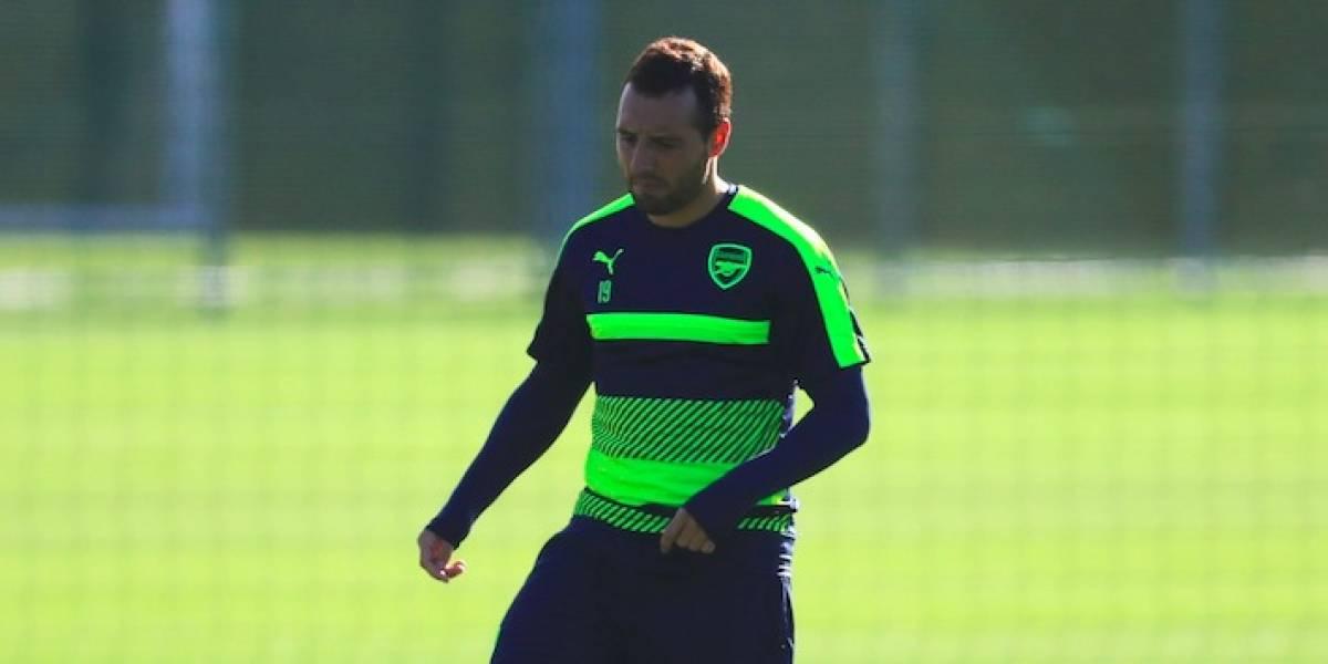 Jugador del Arsenal explica por qué estuvo a punto de perder la pierna