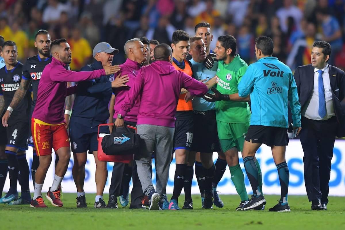 Corona vs Morelia 2017/ Mexsport