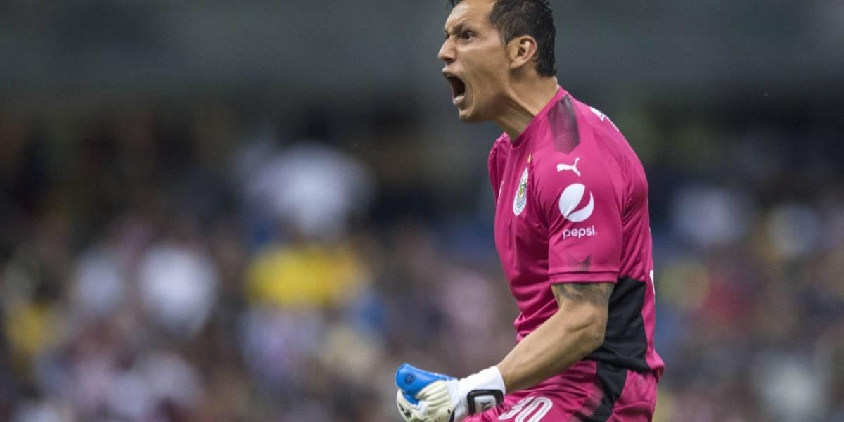 Rodolfo Cota es más caro que Iker Casillas y Gianluigi Buffon