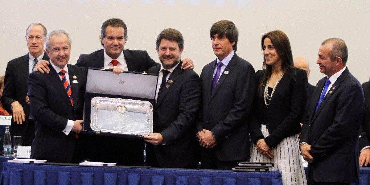 """Ministro Squella y Panamericanos 2023: """"Ojalá este pistoletazo inicial traiga más buenas noticias"""""""