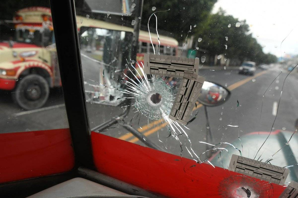 Transportistas y trabajadores del transporte público son víctimas de extorsión. Foto: Archivo